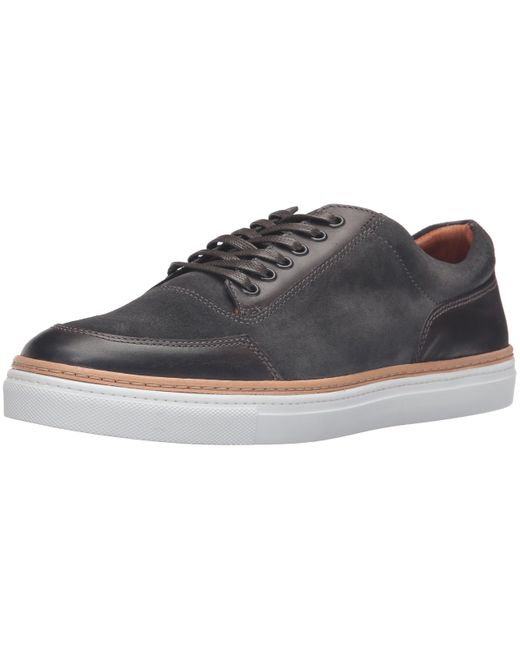Kenneth Cole Gray Prem-ium Fashion Sneaker for men