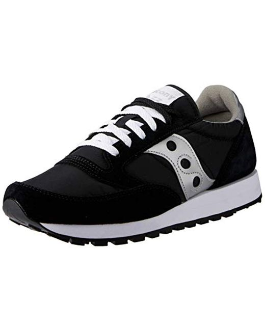 Saucony Black Jazz Original Shoe for men