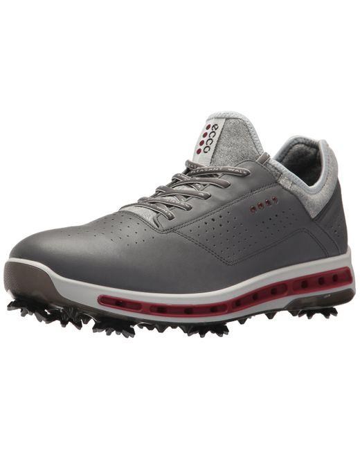 Ecco Black Cool 18 Gore-tex Golf Shoe for men