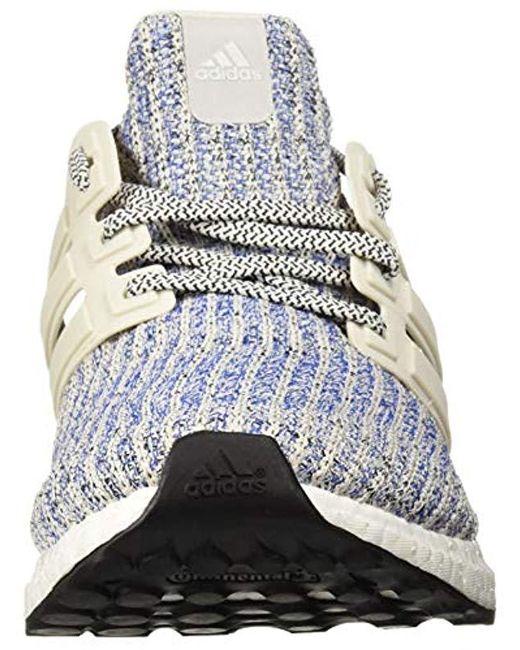 ed989b8def8f0 ... Adidas - White Ultraboost 4.0 Shoe Running for Men - Lyst ...