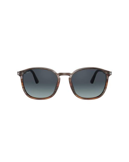 Persol Gray Po3215s Square Sunglasses