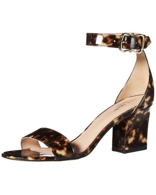 Susane Block Heel Sandals