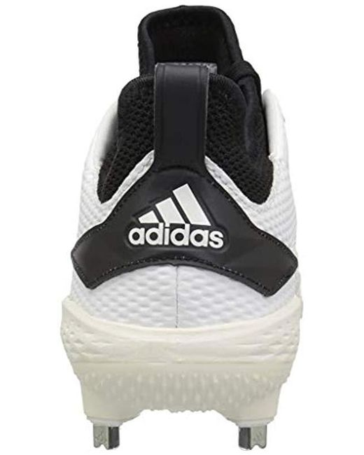 b6baffcf682 ... Adidas - Black Adizero Afterburner V Baseball Shoe for Men - Lyst ...