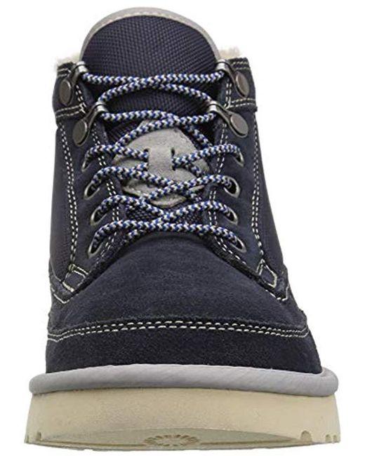 913d10512de Men's Blue Highland Field Boot Fashion