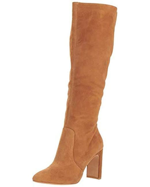 917a343aa34b8 Dolce Vita Coop Knee High Boot in Brown - Lyst
