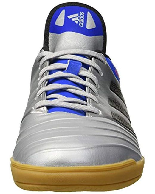 0c0989d48bc ... Adidas - Metallic Copa Tango 18.3 Indoor Soccer Shoe for Men - Lyst ...