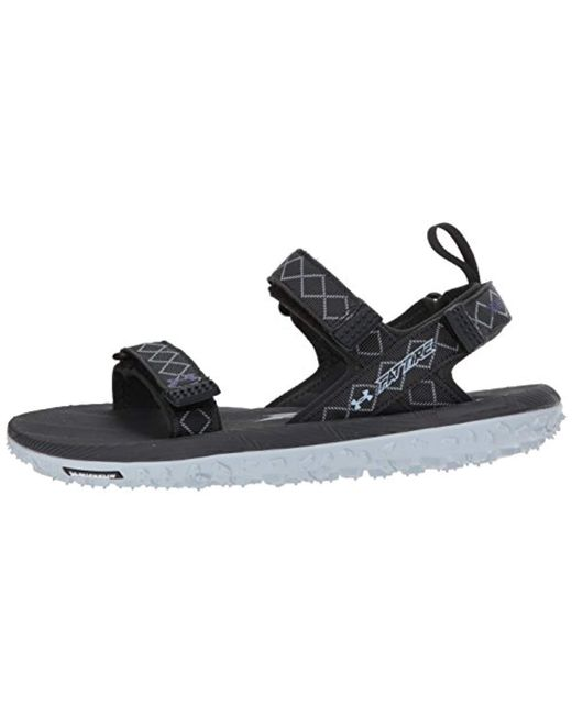 dc63bdb12 Lyst - Under Armour Fat Tire Sandal Hiking Shoe in Blue - Save ...