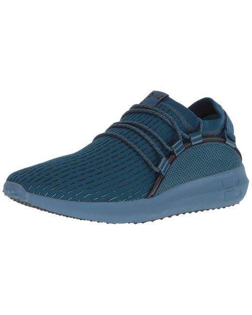 Under Armour Blue Railfit Nm Sneaker for men