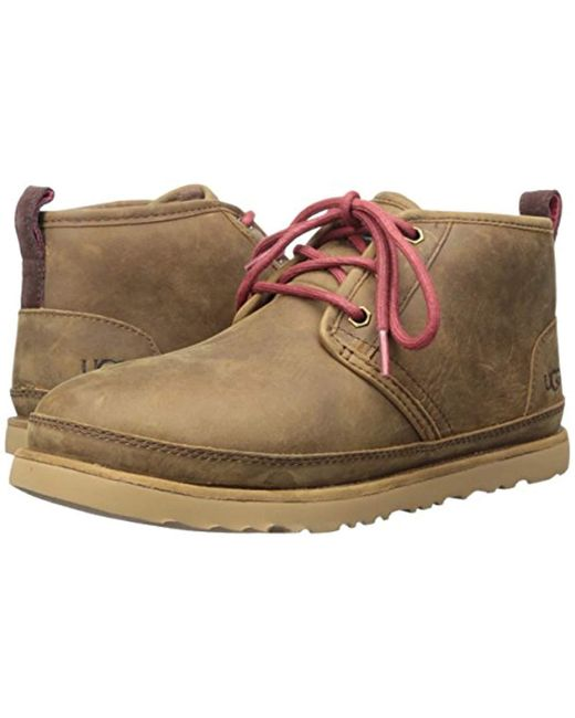 18f34c59aed Men's Neumel Waterproof Chukka Boot