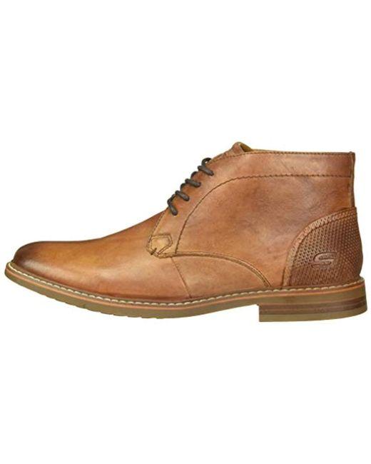 Men's Brown Bregman calsen Boot