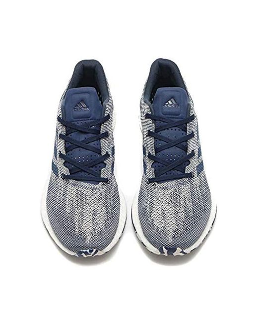 29449f87fb8e Lyst - adidas Pureboost Dpr Running Shoe in Blue for Men - Save 35%