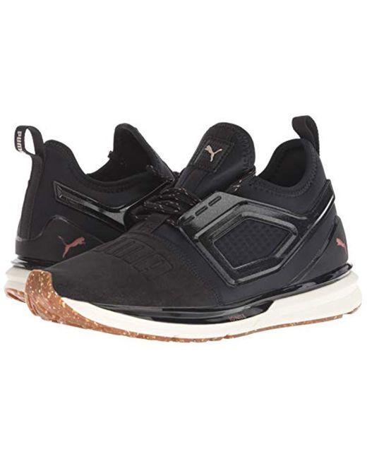 best website 33b4e 7824d Women's Black Ignite Limitless 2 Crafted Sneaker