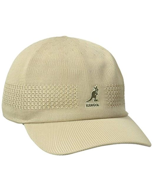 Kangol - Natural Tropic Ventair Space Cap for Men - Lyst