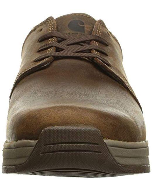 48281dfdf83 Men's Brown Cmx3013 Ltwt Oxford Pt Caswedge Work Boot