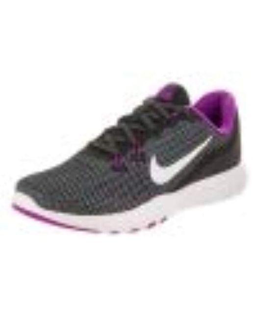 0c90a9251011 ... Nike - Black Flex Trainer 5 Shoe - Lyst ...