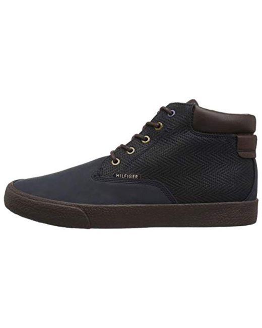 4eb3bd84 Tommy Hilfiger Pastol Sneaker in Blue for Men - Save 43% - Lyst