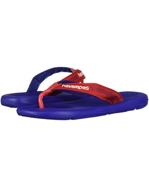 779831a01cb9a ... Havaianas - Blue Flip Flop Sandals
