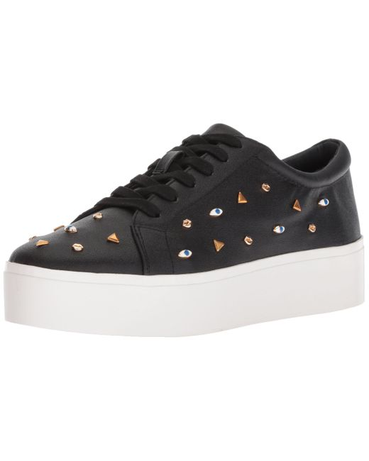 Katy Perry Black The Dylan Sneaker