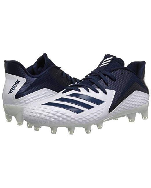3dffe0179da newest 84fd2 bf021 lyst adidas freak x carbon high in blue for men ...