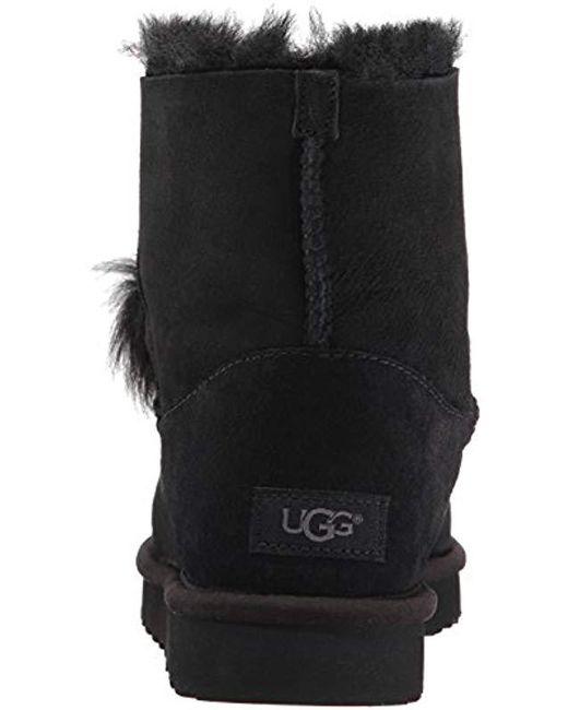 cd5f89ecfc9 Women's Black Gita Pom-pom Boot