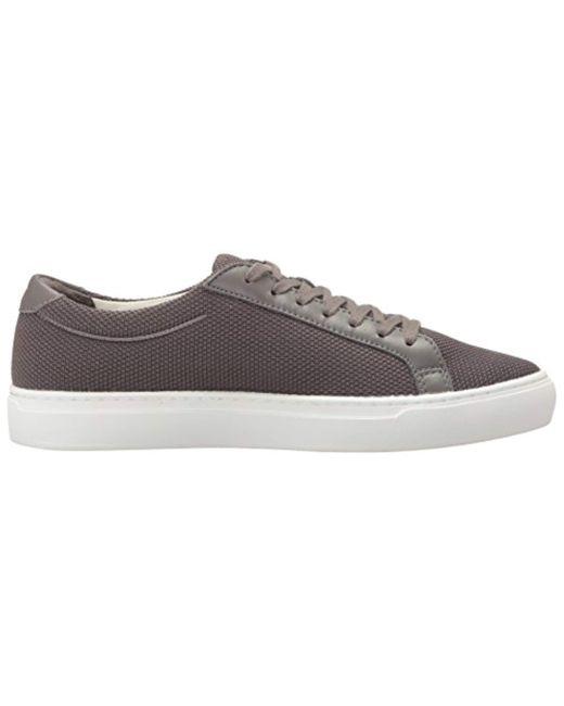 7032471f2350e ... Lacoste - Gray L.12.12 117 1 Casual Shoe Fashion Sneaker for Men - Lyst  ...