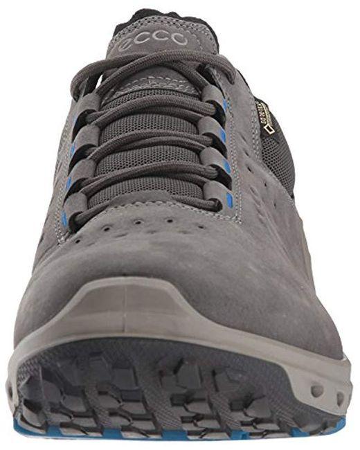 e33883eb67a ... Ecco - Multicolor Biom Venture Gtx Tie (black black) Men s Tennis Shoes  for ...