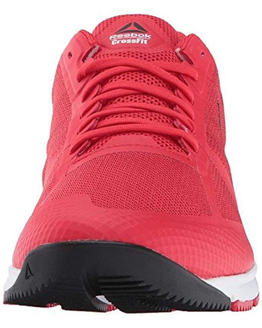 82364439a400 ... Reebok - Red Crossfit Speed Tr 2.0 Cross-trainer Shoe for Men - Lyst ...