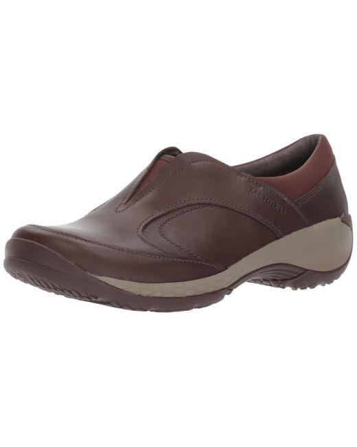 Encore Q2 Moc Ltr Fashion Sneaker
