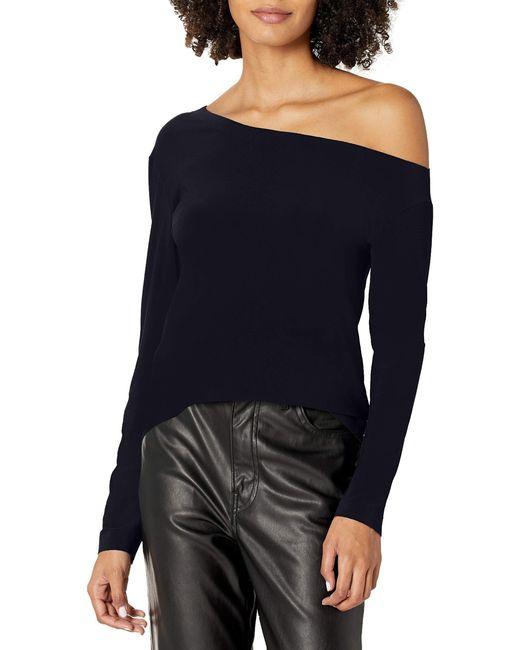 Norma Kamali Blue Shirt