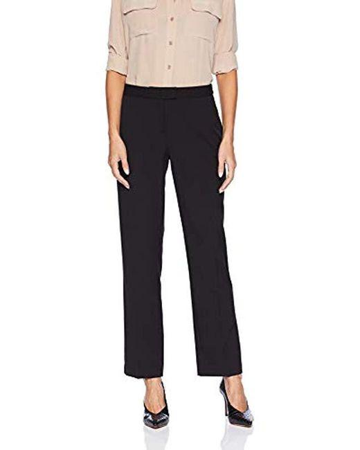 Jones New York - Black Sydney Pant Short, - Lyst