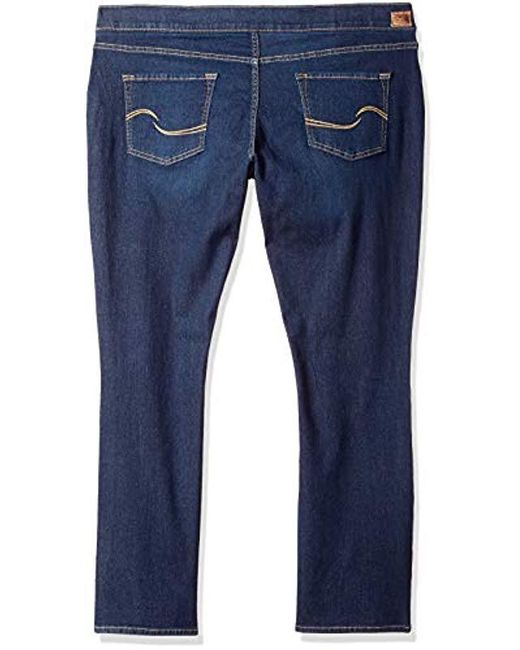c620af3de70b3 Lyst - Signature By Levi Strauss   Co. Gold Label Plus-size Totally ...