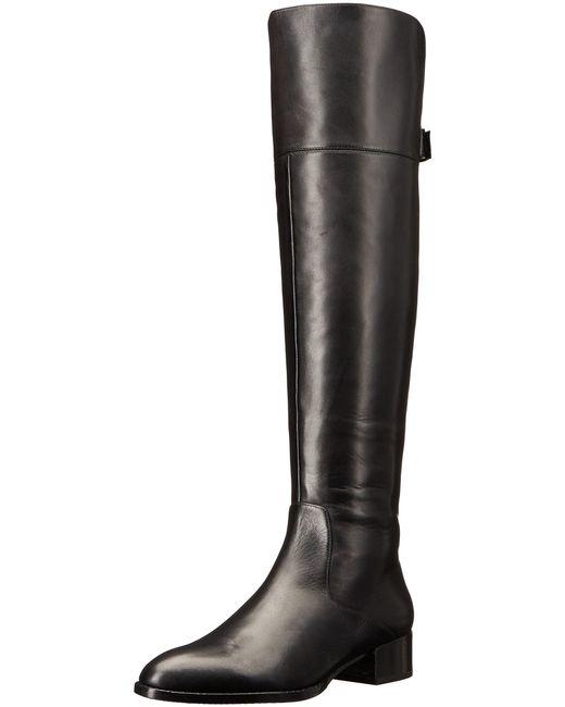 Donald J Pliner Black Aspyn-01 Engineer Boot