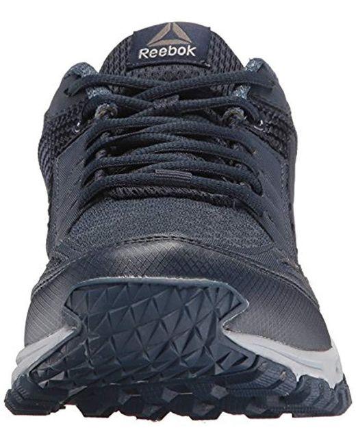 4e11c97703e ... Reebok - Blue Ridgerider Trail 2.0 Running Shoe for Men - Lyst ...