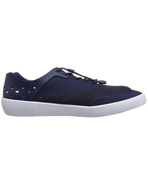 ac0155f90914 ... Sperry Top-Sider - Blue Flex Deck Cvo Ultralite Sneaker for Men - Lyst  ...