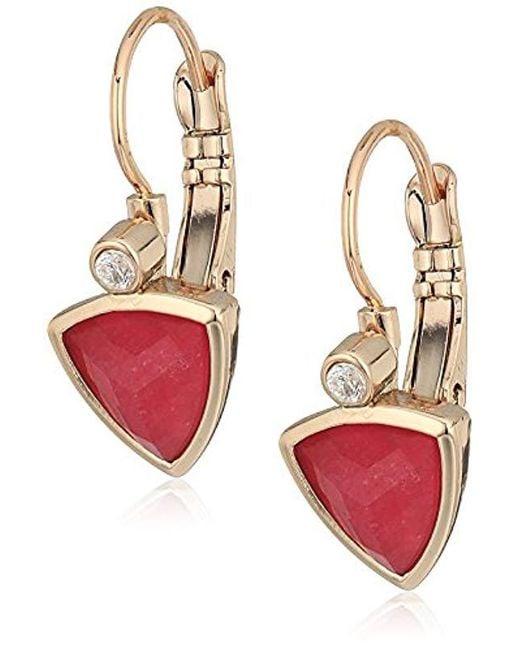 Vera Bradley - Multicolor S Holiday Confetti Drop Earrings - Lyst