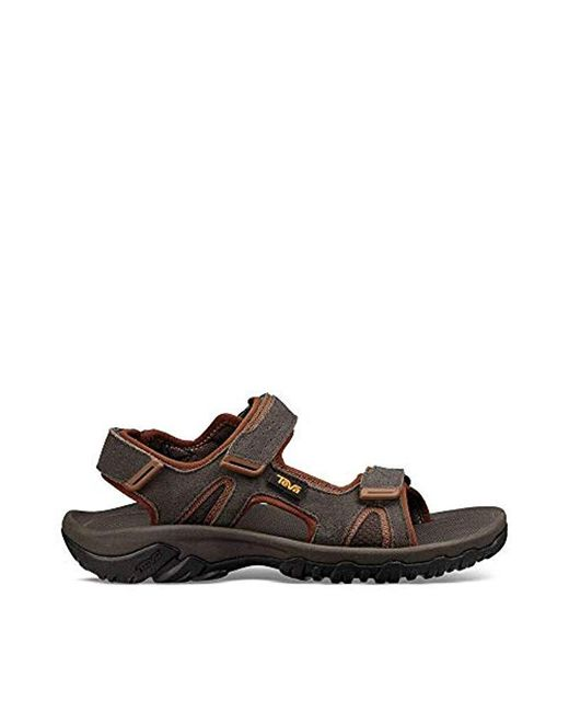 Teva M Katavi 2 Sandal, Black Olive, 12 M Us for men