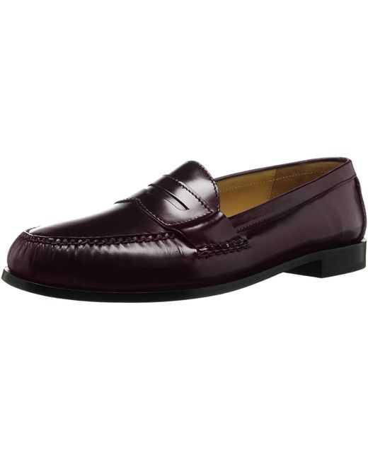 Cole Haan Multicolor Pinch Penny Slip-on,burgundy,10 W for men