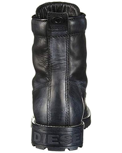 GEAR GAITER BLACK ITALIAN LEATHER WITH BLUE STITCHING