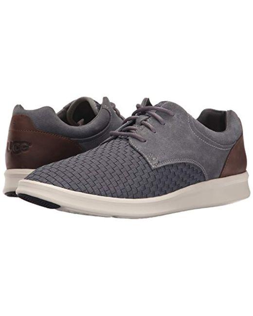 305f5fc9842 Men's Gray 'Hepner' Woven Sneaker