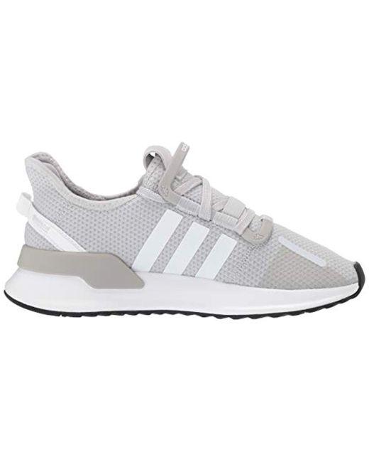 06bf9eb5c698d ... Adidas Originals - Gray U path Running Shoe - Lyst ...