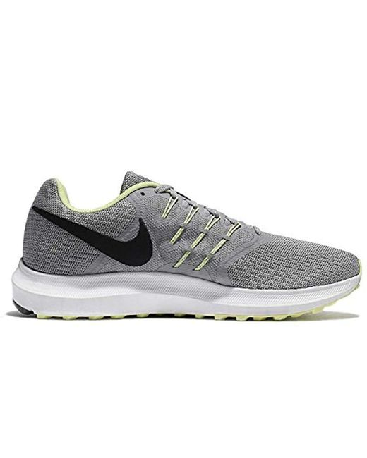 cad735a1a9e50 Lyst - Nike Swift Running Shoes in Gray for Men - Save 1%