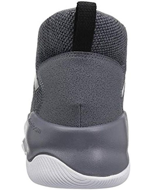 ... Adidas - Black Streetfire Basketball Shoe for Men - Lyst ... 21074d1a3