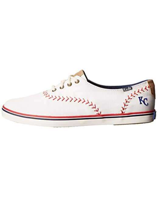 d220c9bd5c079 ... Keds - Multicolor Champion Mlb Pennant Baseball Fashion Sneaker - Lyst  ...