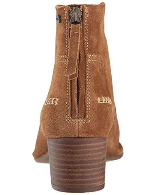 3caa45f5489 Women's Brown Bandara Suede Ankle Boot