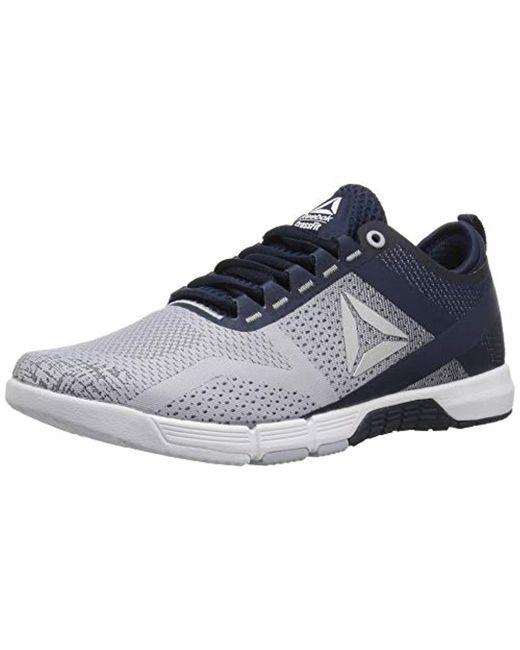 Women's Blue Crossfit Grace Tr Cross Sneaker