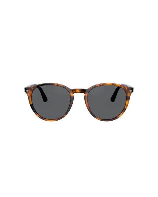 Persol Gray Po3152s Phantos Sunglasses