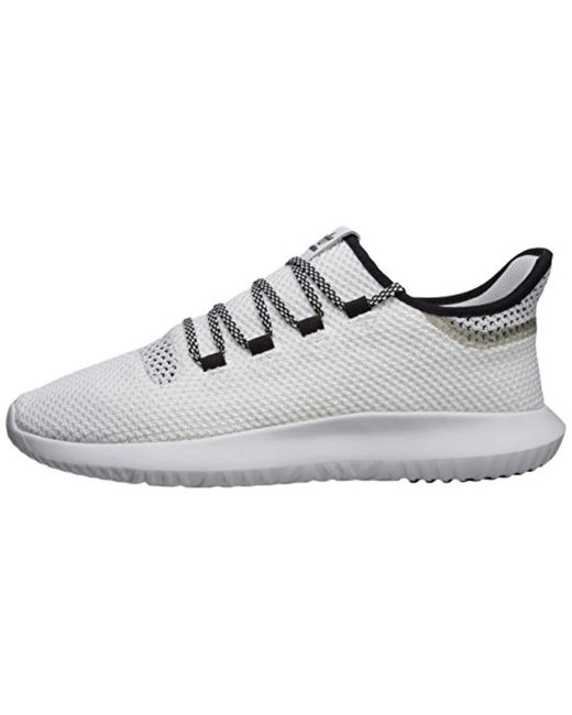 new style 81bb2 0459a Men's White Tubular Shadow Ck Fashion Sneakers Running Shoe