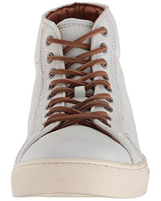 0e3a8b49d067d Men's White Walker Midlace Sneaker