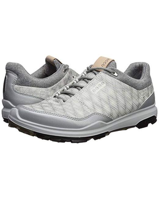 Men's Metallic Biom Hybrid 3 Gore tex Golf Shoes