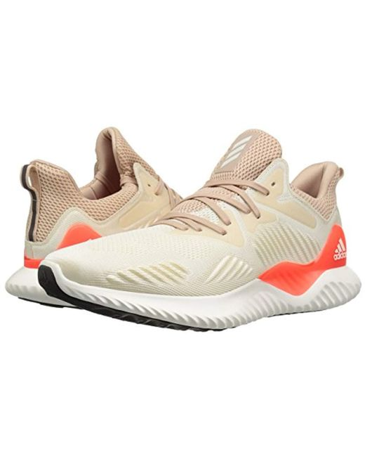 wholesale dealer c215d 91f08 ... Adidas - White Alphabounce Beyond M Running Shoe - Lyst ...